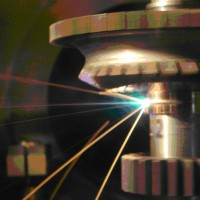 Electron beam welding of parts for automotive industry