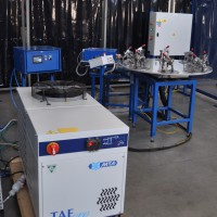 JUS - Semiautomatic soldering pipes and steel component