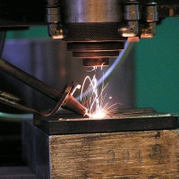 Laser surfacing process
