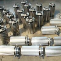 Electron beam welding of combination of different aluminium alloys