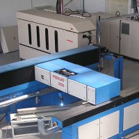 Experimental laser workplace LASERTECH 3020
