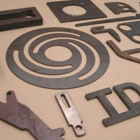 Examples of application possibilities of plasma cutting
